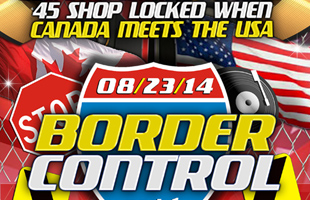 Border Control Part One at Craze Lounge 08.23.14