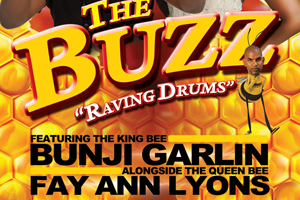 The Buzz – Bunji Garlin & Fay Ann Lyons at Luxy