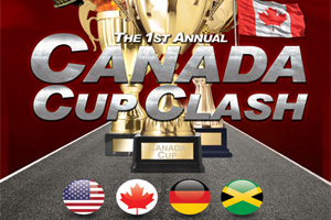 Canada Cup Clash at On The Rox