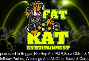 FAT KAT Entertainment. For Bookings Call: 416.836.7143
