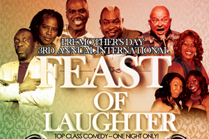 3rd Annual International Feast of Laughter