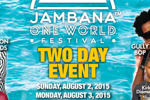 The 7th Annual (2-Day) JAMBANA™ One World Festival at Markham Fair Grounds