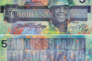 Jay Martin Presents The $5.00 Why Pay More Caribana Show and After Party