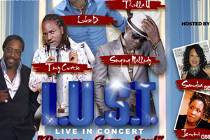 LUST-live in concert at JCC may 5-2014