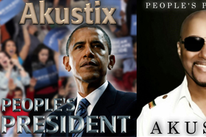 """AKUSTIX"" releases the highly anticipated single ""People's President"" his latest melodic project"