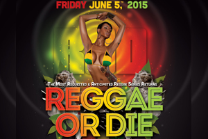 Reggae Or Die Volume 12 inside Luxy