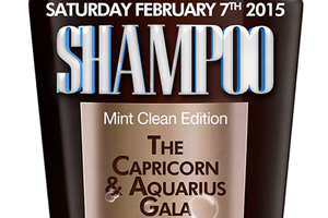 Shampoo Capricorn Aquarius Gala at Sound Academy 02.07.15