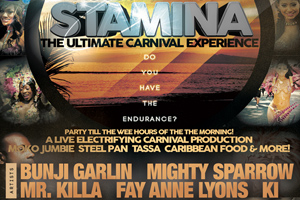 Stamina - The Ultimate Carnival Saturday Experience at Wild Water Kingdom