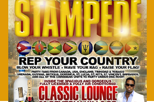 The 1st Annual STAMPEDE -- Carnival Saturday inside Classic Lounge