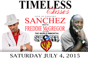 Timeless Classics featuring Sanchez, Freddie, Stonelove at Sound Academy
