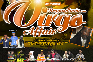 The 1st Annual Virgo Affair inside Classic Lounge 09.20.14