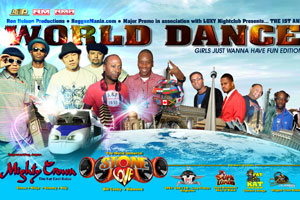 World Dance Girls Just Wanna Have Fun Edition at Luxy Friday November 21/2014