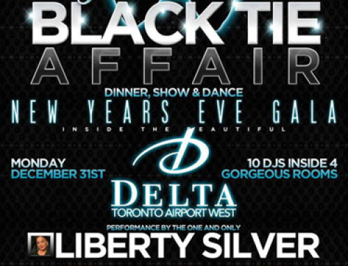 The New Year's Eve Black Tie Affair @ Delta T.O. Airport West
