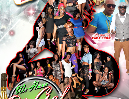We Have Di Gal Dem Girls Galore 4.0 @ Hickory House 12/26/12