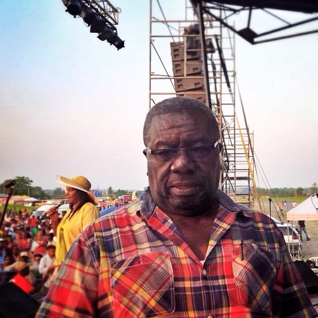 OliverSamuels at this years jambana in toronto music festivals Jamaican…