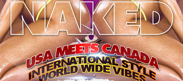 Naked feat Champion Squad and DJ Noah Powa Caribana Sunday On The Rox!