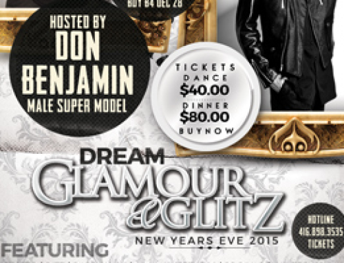 Glamour And Glitz New Year's Eve 2015 Almost Sold Out!