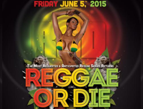 Reggae Or Die Volume 12 inside Luxy
