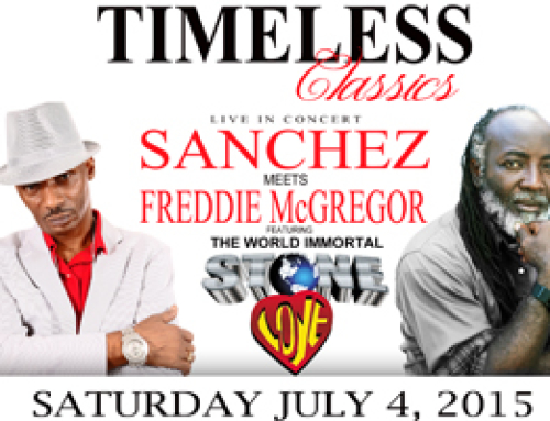 Timeless Classics — Sanchez, Freddie & Stonelove @ Sound Academy