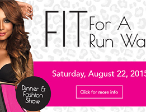 Fit For A Run Way Dinner & Fashion Show at Blue Diamond