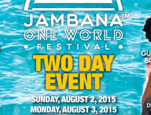 The 7th Annual (2-Day) JAMBANA™ One World Festival at Markham Fair Grounds