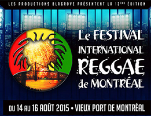 12th Annual Montreal International Reggae Festival at Old Port