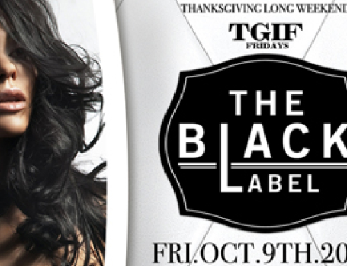 This Long Weekend TGIF Friday @ Luxy — The Black Label