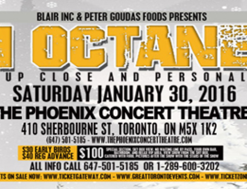 I-Octane Live in Concert Saturday January 30th at Phoenix Concert Theatre