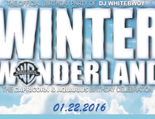 This Friday Jan 22nd TGIF Fridays present WINTER   WONDERLAND Capricorn & Aquarius Birthday Celebration + The Official Birthday Party of DJ Whitebwoy!