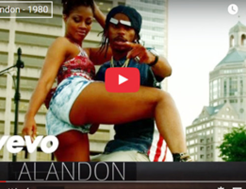 "International Music Artist ALANDON Releases ""1980"" Exclusive Dancehall Music Video"