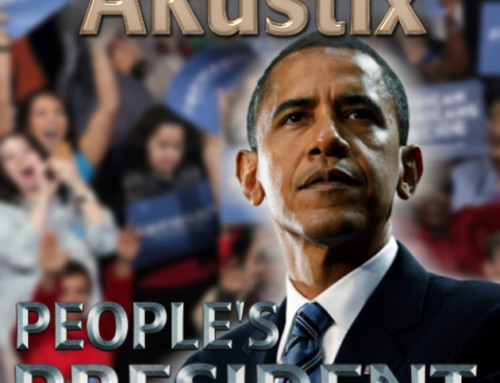 """""""AKUSTIX"""" releases the highly anticipated single """"People's President"""" his latest melodic project"""
