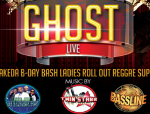 Saturday October 8th @ the Toronto Plaza Hotel Donna Makeda B-Day Bash + Ladies Roll Out featuring Jamaica Reggae Superstar GHOST