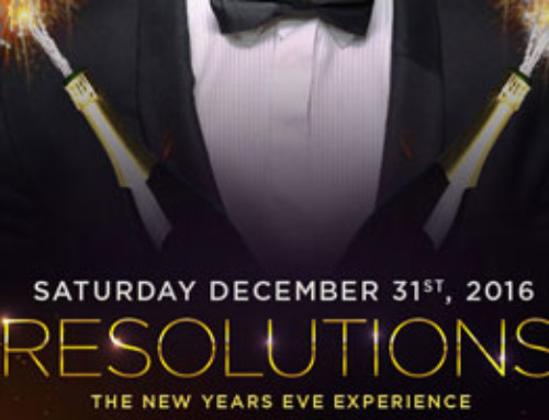 Resolutions New Year's Eve Experience, Saturday December 31st 2016 @ Boss Club