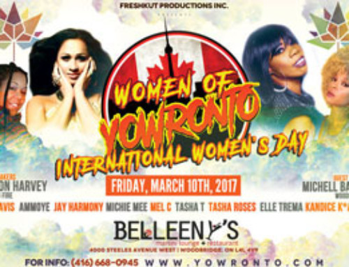 Women Of Yowronto Free This Friday in Woodbridge