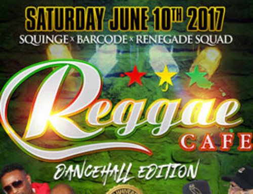 Reggae Cafe inside Empire Saturday June 10th featuring Jamaica's Coppershot Sound and Chromatic Sound
