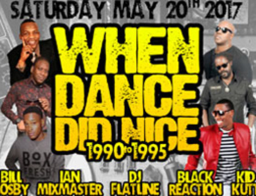 When Dance Did Nice inside Empire Banquet Hall 05.20.17