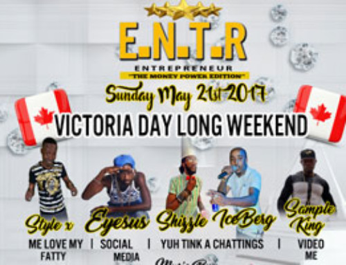 "E.N.T.R – Entrepreneur ""The Money Power Edition"" Sunday May 21st at TAJ Banquet Hall"