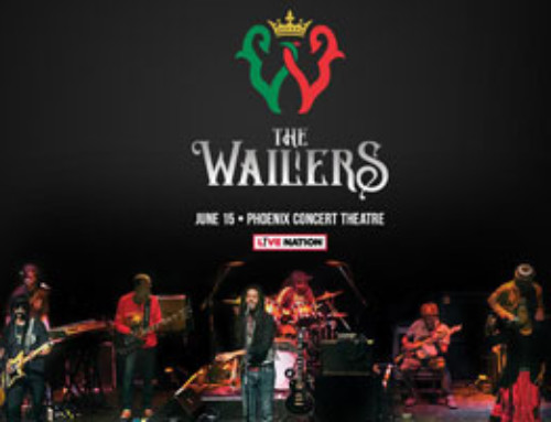 The Wailers at Phoenix Concert Theatre Thursday June 15th