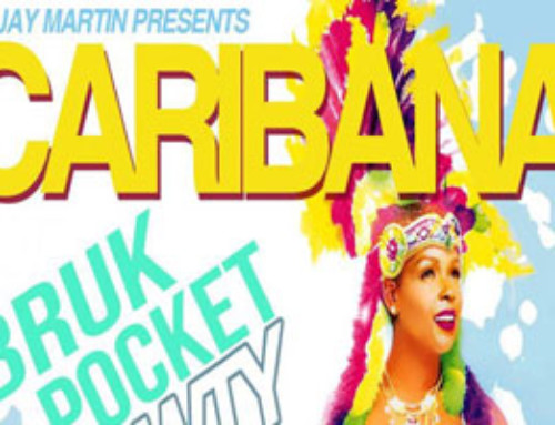Bruk Pocket Pawty — Caribana Edition Friday August 4th at the Vue