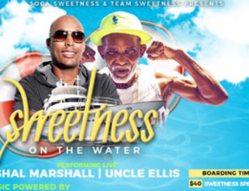 The 9th Annual Sweetness On The Water On Board The Empress of Canada Caribana Wednesday August 2nd