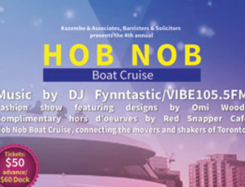 The 4th Annual Hob Nob Boat Cruise aboard The Luxurious Yankee Lady IV