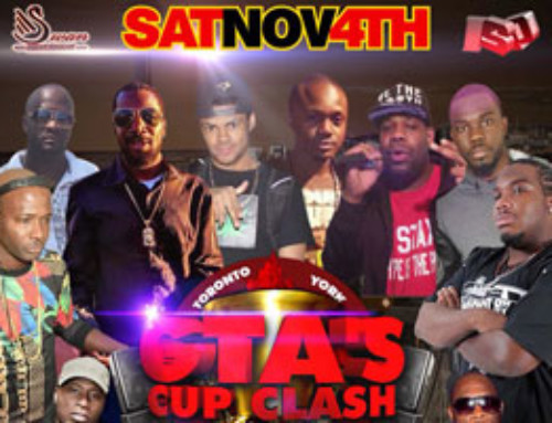 GTA Cup Clash Champions Edition Saturday November 4th @ Topaz: Bassline vs. Royalty vs. Majestic Vybz vs. Zone Warrior