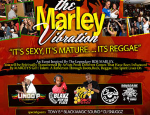 The Marley Vibrations inside Rum Dairies 12.15.17