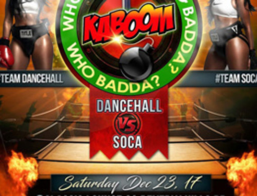 Who Badda? – Dancehall Vs. Soca! Saturday December 23rd @ Classic Lounge